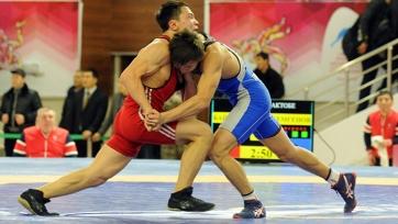 Сарсенбиев победил на Гран-при по греко-римской борьбе в Венгрии