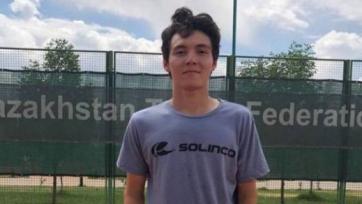 Казахстанскому теннисисту удалось выиграть турнир ITF G3 Juniors
