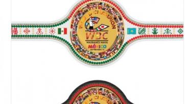 Болельщики выбрали дизайн чемпионского пояса для ответного боя между Головкиным и «Канело»