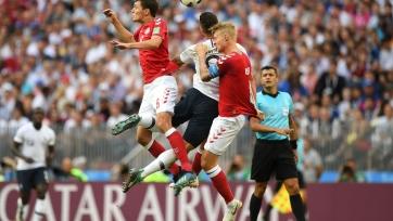 Сборная Дании сыграла вничью с Францией и пробилась в плей-офф ЧМ-2018