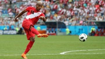 Каррильо – лучший игрок матча Австралия - Перу