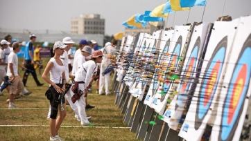 Казахстанский лучник не прошёл в одну восьмую финала Кубка мира