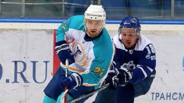 Стал известен лучший хоккеист Казахстана