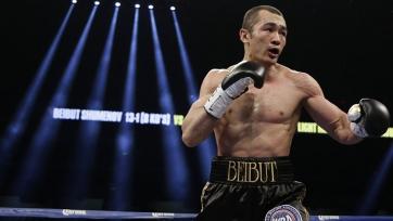 Бейбут Шуменов возвращается на ринг