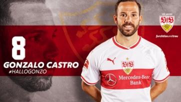 Официально: Кастро перешёл в «Штутгарт»