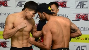 Казахстанский боец ММА проиграл сопернику из Бразилии