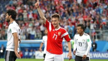 Головин включён в сборную группового этапа ЧМ-2018 по версии The Guardian