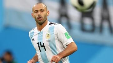 Маскерано объявил о завершении карьеры в аргентинской сборной