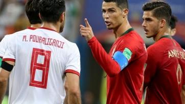 Уругвай – Португалия. Стартовые составы команд