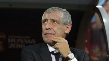 Сантуш прокомментировал вылет сборной Португалии из ЧМ