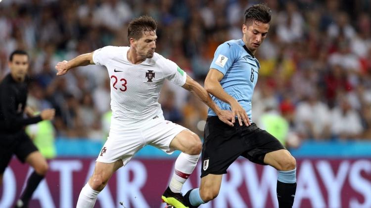 Роналду провалил матч и вылетел. Уругвай просто сожрал португальца