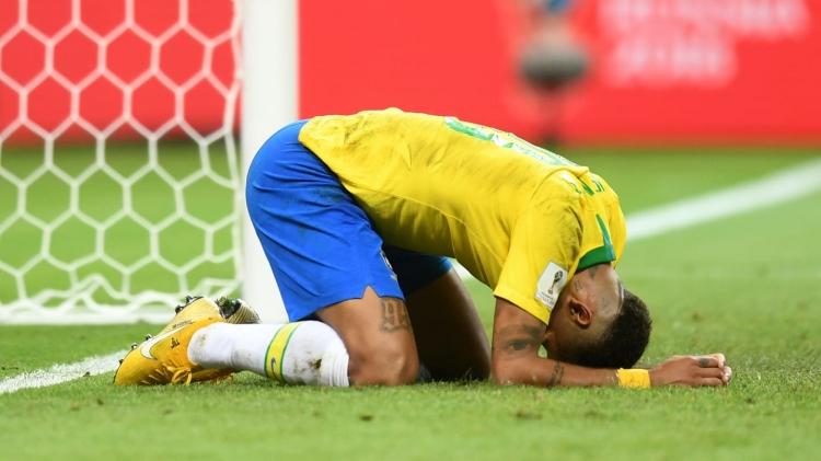 Неймар утонул, Бельгия отскочила. Бразилия заслуживала полуфинал