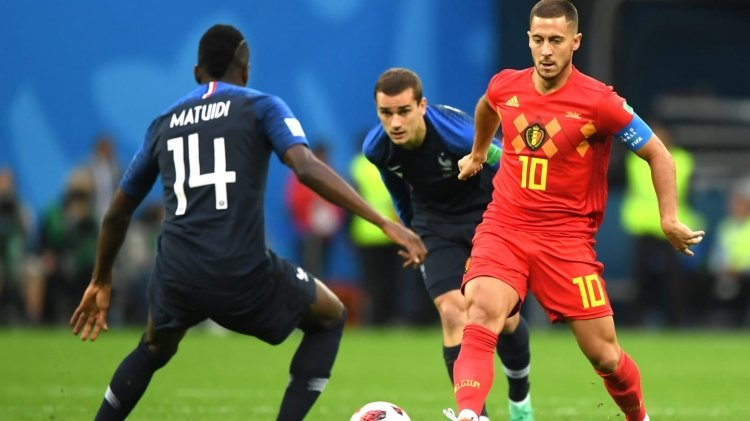 Мбаппе нырял и не бил по воротам, но был хорош. Франция сломала стереотипы и Бельгию
