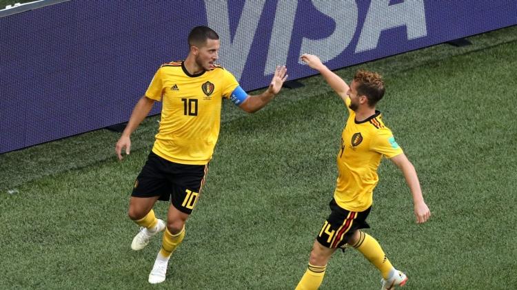Бельгия заслужила третье место. Ее лидеры – супер