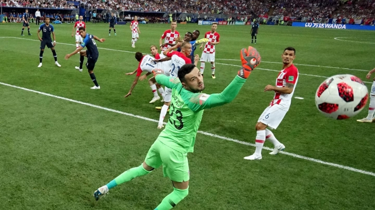 Франция показала антифутбол и выиграла ЧМ-18. Хорватия сама виновата