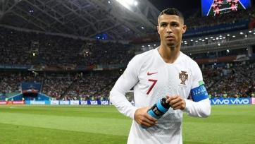 Роналду: «О моём будущем в сборной Португалии сейчас говорить не время»
