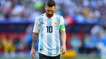 Маскерано: «Месси великий, но даже ему не под силу обыграть всю команду»