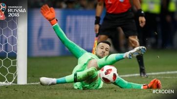 Субашич повторил рекорд Чемпионатов мира по количеству отражённых пенальти