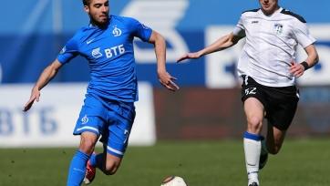 Хавбек «Динамо» проходит просмотр в «Краснодаре»