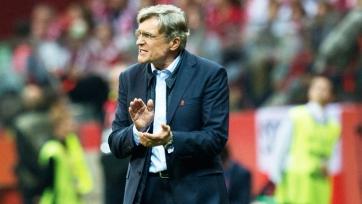 Официально: Навалка покинул пост главного тренера сборной Польши