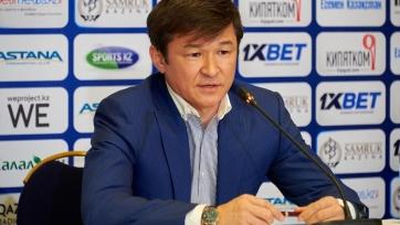 Подписание Рукавины должно подчеркнуть престиж чемпионата Казахстана