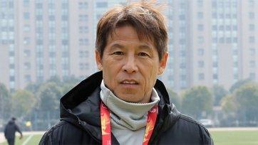 Нисино покидает сборную Японии