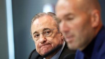 Мендеш сказал Пересу, что Роналду принял решение о своём будущем