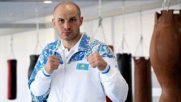 Казахстанский боксер планирует биться с Энтони Джошуа