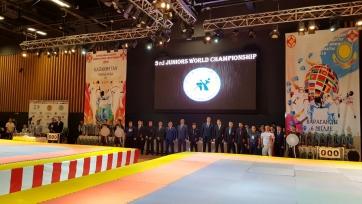 В Караганде состоялось открытие чемпионата мира по карате