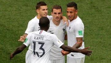 Гризманн объяснил, почему не праздновал гол в ворота уругвайцев
