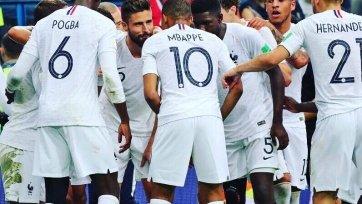 Погба прокомментировал победу Франции