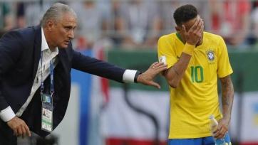Бразилия в 4-й раз подряд вылетела с ЧМ от европейской сборной