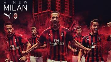 «Милан» представил новую домашнюю форму (видео)