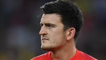 Магуайр забил дебютный гол за английскую сборную
