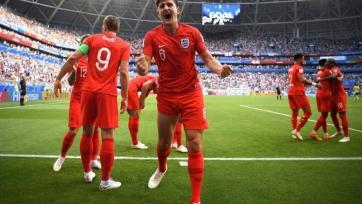 Англия пробилась в полуфинал ЧМ впервые с 1990 года