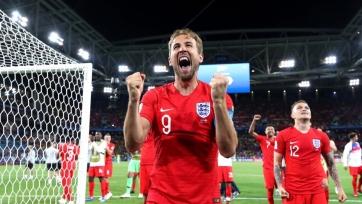 Кейн: «Англия продемонстрировала отличный футбол»