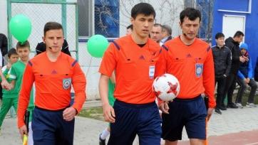 «Астана» обвиняет арбитра КПЛ в предвзятом судействе