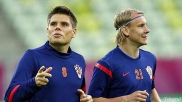 Вукоевич исключён из сборной Хорватии за фразу «Слава Украине»