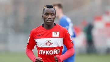 Официально: Сакала перешёл из «Спартака» в «Остенде»