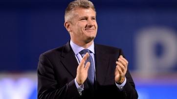 Шукер: «Поступок Вукоевича не связан с Хорватским футбольным союзом»
