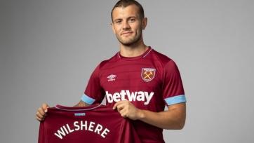 Официально: Уилшир перешёл в «Вест Хэм»