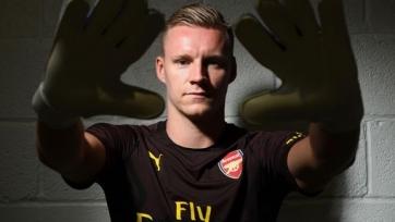 Бернд Лено выбрал номер в «Арсенале»