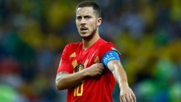 Азар: «Я всегда больше болел за Францию, чем за Бельгию» (фото)