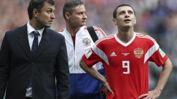 Дзагоев: «У России собрался очень сильный коллектив»