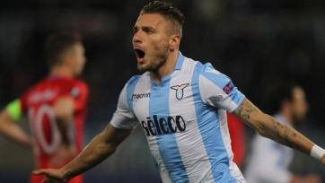 «Лацио» предложит Иммобиле новый контракт
