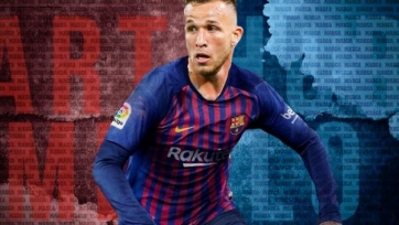 «Барселона» заплатила за Артура 31 миллион евро
