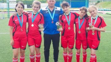 Костанай принял футбольный турнир для девушек до 15 лет