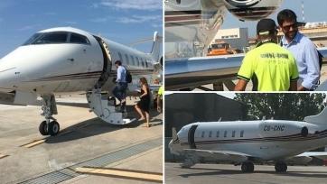 Владелец «Ювентуса» вылетел в Грецию, где отдыхает Роналду