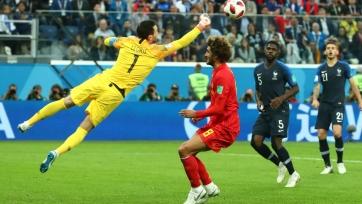 Сборная Франции обыграла Бельгию и вышла в финал Чемпионата мира