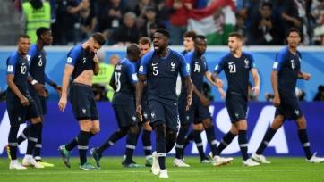 Умтити признан лучшим игроком матча Франция – Бельгия